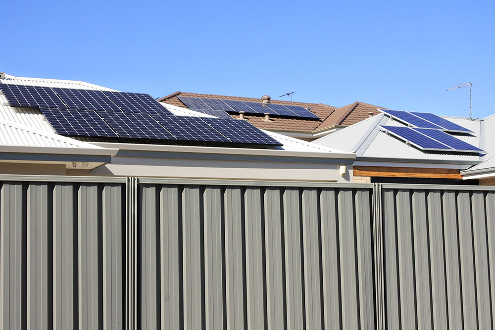 How much does it cost to get solar panels in Perth?